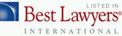 Recognition for Best Lawyers