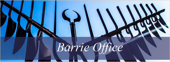 Banner barrie office medium